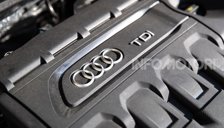 Audi Q2 1.6 TDI S Tronic Sport: prova su strada del crossover premium - Foto 23 di 42