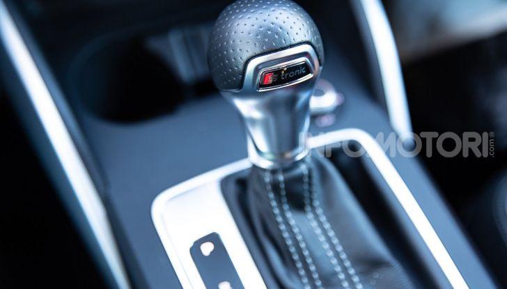 Audi Q2 1.6 TDI S Tronic Sport: prova su strada del crossover premium - Foto 35 di 42