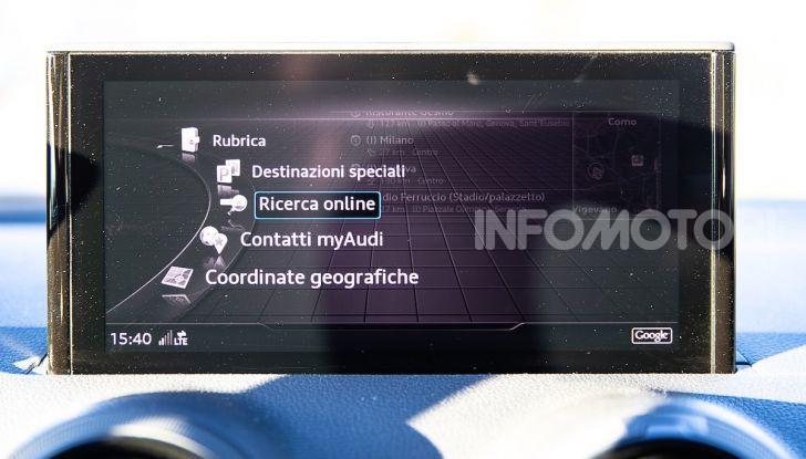 Audi Q2 1.6 TDI S Tronic Sport: prova su strada del crossover premium - Foto 37 di 42