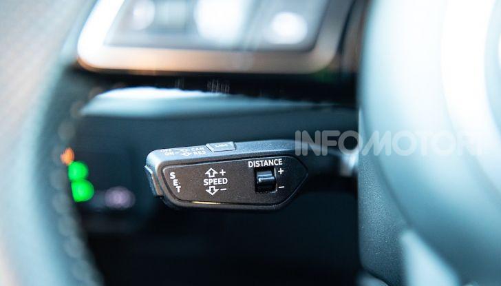Audi Q2 1.6 TDI S Tronic Sport: prova su strada del crossover premium - Foto 39 di 42