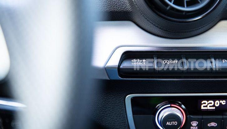 Audi Q2 1.6 TDI S Tronic Sport: prova su strada del crossover premium - Foto 41 di 42