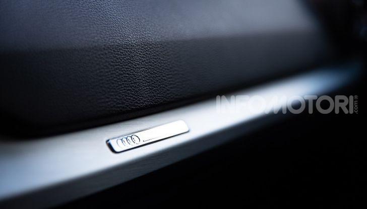 Audi Q2 1.6 TDI S Tronic Sport: prova su strada del crossover premium - Foto 42 di 42