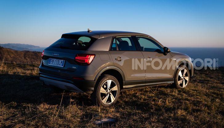 Audi Q2, Q5, Q7 e Q8, tante novità per il 2019 - Foto 3 di 42