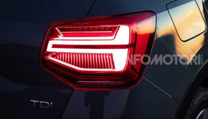 Audi Q2 1.6 TDI S Tronic Sport: prova su strada del crossover premium - Foto 7 di 42