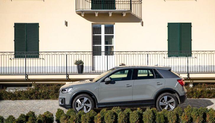 Audi Q2 1.6 TDI S Tronic Sport: prova su strada del crossover premium - Foto 9 di 42