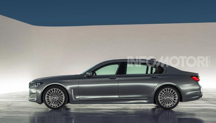 Nuova BMW Serie 7 2019: un restyling imperioso per l'ammiraglia tedesca - Foto 18 di 21