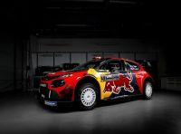 WRC: al via la stagione 2019 del Citroën Total World Rally Team