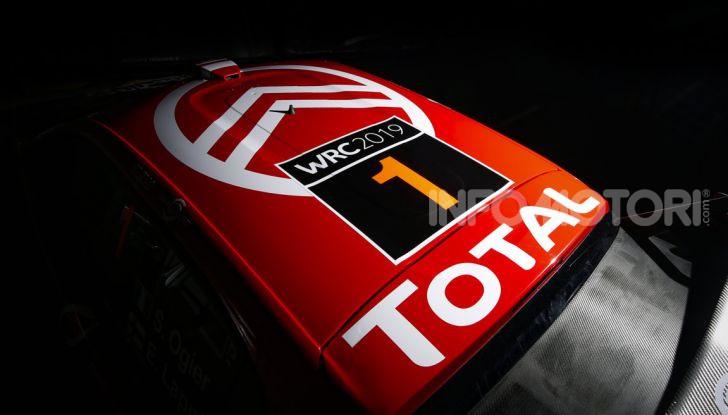 WRC: al via la stagione 2019 del Citroën Total World Rally Team - Foto 5 di 5