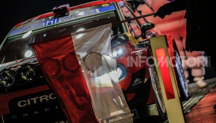 WRC Monte Carlo 2019 – Shakedown: buon piazzamento per le due Citroën C3 WRC - Foto 2 di 6