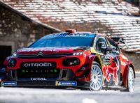 WRC Monte Carlo 2019 – Giorno 1: Ogier al comando con la Citroën C3 WRC