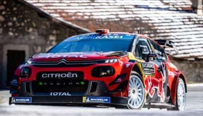 WRC Monte Carlo 2019 - Giorno 1: Ogier al comando con la Citroën C3 WRC