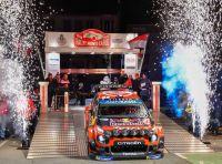 WRC Monte Carlo 2019 – Shakedown: buon piazzamento per le due Citroën C3 WRC