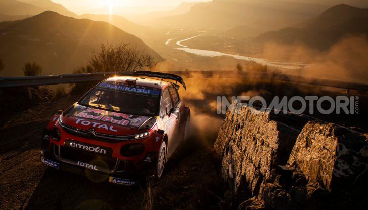 WRC Monte Carlo 2019: vince Citroën con la C3 WRC di Ogier – Ingrassia - Foto 3 di 4