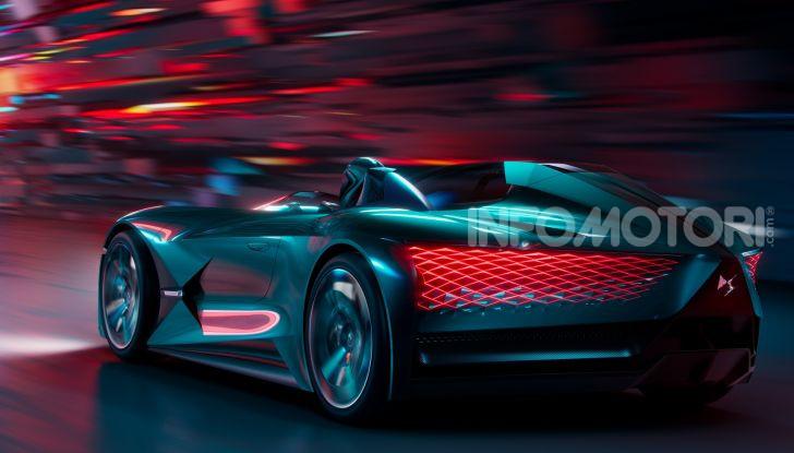 DS X E-TENSE: il sogno di DS Automobiles - Foto 2 di 5