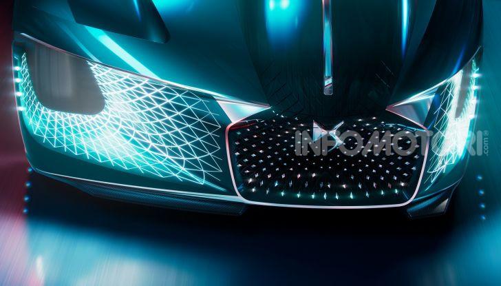 DS X E-TENSE: il sogno di DS Automobiles - Foto 3 di 5