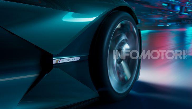 DS X E-TENSE: il sogno di DS Automobiles - Foto 4 di 5
