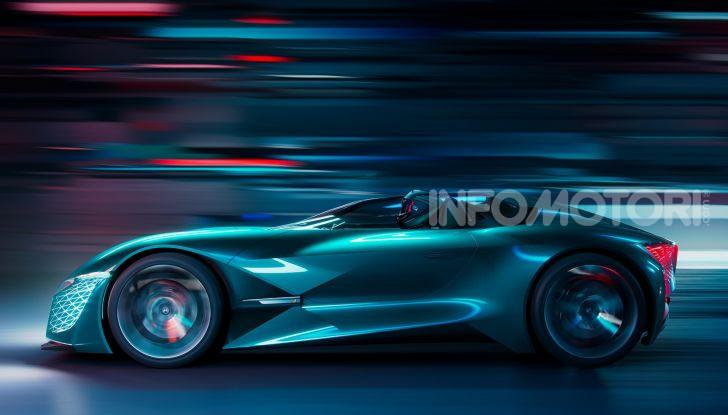 DS X E-TENSE: il sogno di DS Automobiles - Foto 5 di 5