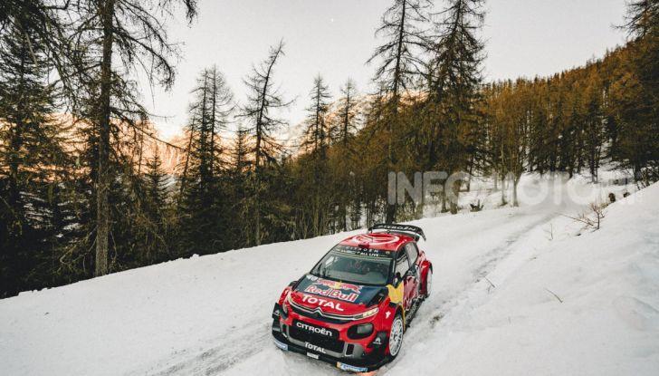 Il Rally di Monte Carlo secondo Sébastien Ogier, pilota Citroën - Foto 3 di 3