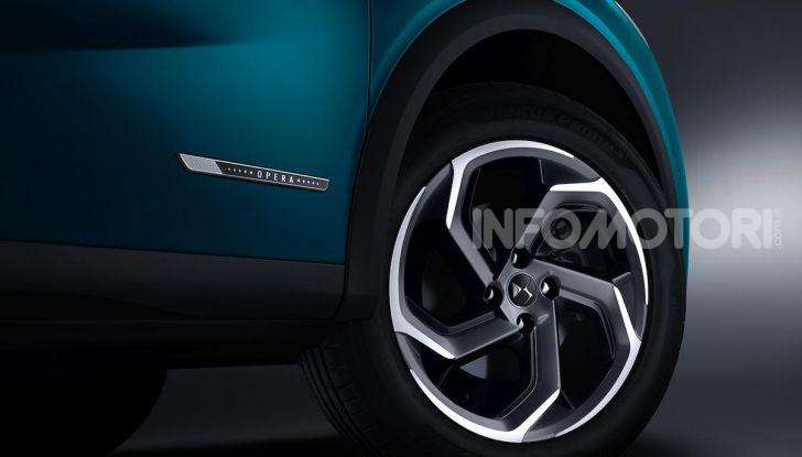 DS 3 Crossback 2019, il SUV di lusso urbano anche elettrico - Foto 20 di 29