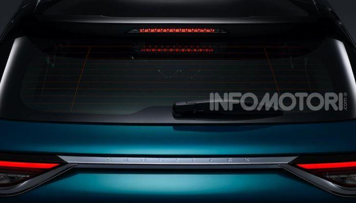 DS 3 Crossback 2019, il SUV di lusso urbano anche elettrico - Foto 23 di 29
