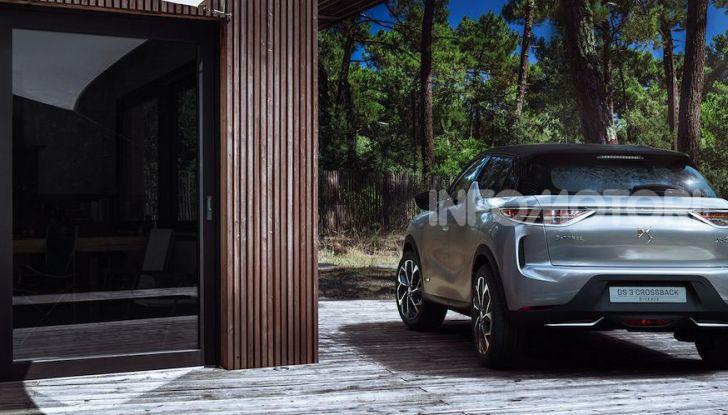 DS 3 Crossback 2019, il SUV di lusso urbano anche elettrico - Foto 12 di 29