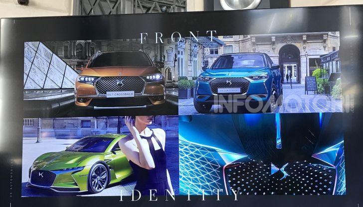 DS 3 Crossback 2019, il SUV di lusso urbano anche elettrico - Foto 5 di 29