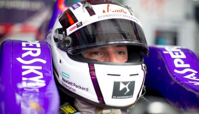 Formula E 2018 - Punta del Este -  Podio per Sam Bird