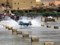 DS al Rally del Marocco 1975: ultima uscita, ultima vittoria