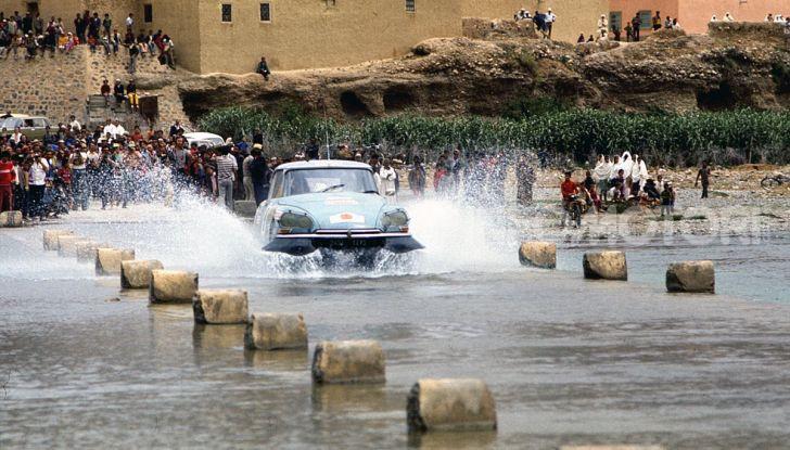 DS al Rally del Marocco 1975: ultima uscita, ultima vittoria - Foto 1 di 3