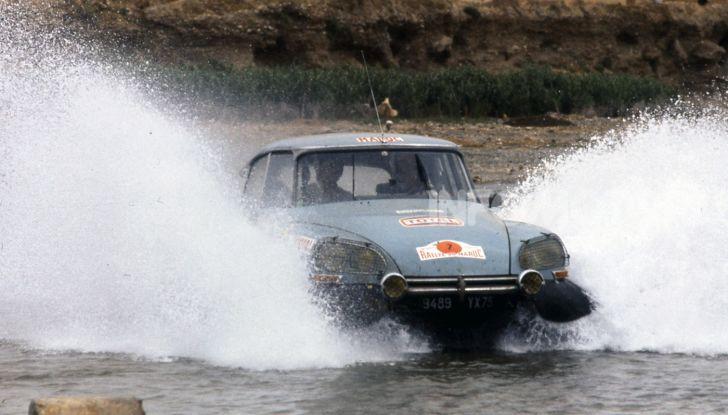 DS al Rally del Marocco 1975: ultima uscita, ultima vittoria - Foto 2 di 3