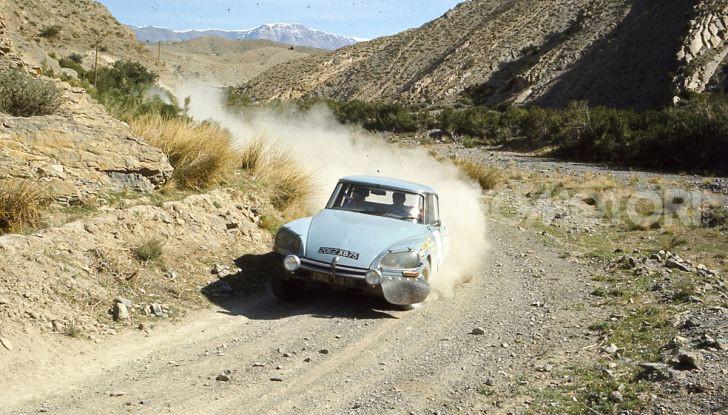DS al Rally del Marocco 1975: ultima uscita, ultima vittoria - Foto 3 di 3