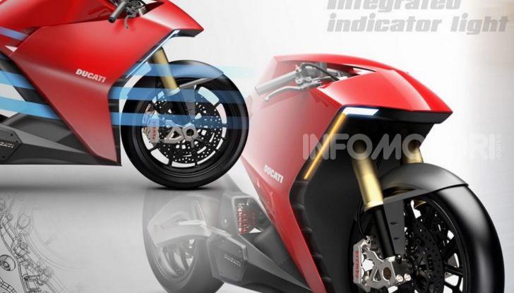 Ducati Zero: la moto elettrica arriva da Borgo Panigale - Foto 5 di 10