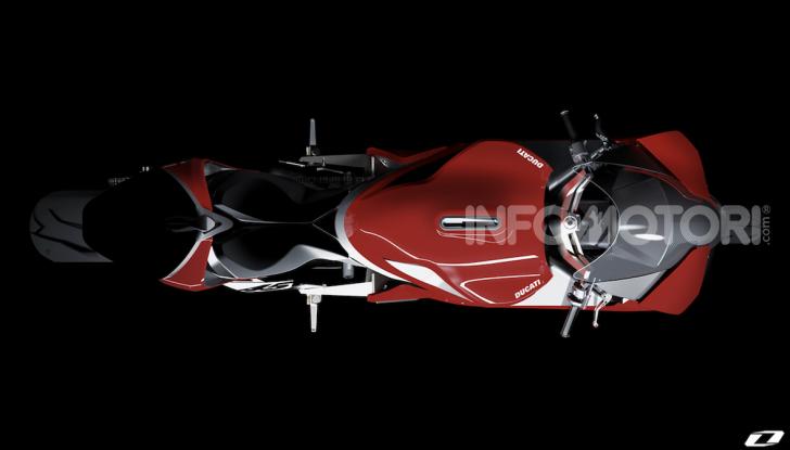 Ducati Zero: la moto elettrica arriva da Borgo Panigale - Foto 3 di 10