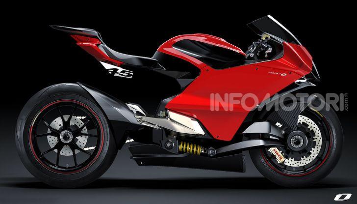 Ducati Zero: la moto elettrica arriva da Borgo Panigale - Foto 1 di 10