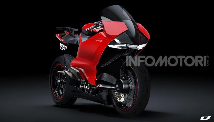 Ducati Zero: la moto elettrica arriva da Borgo Panigale - Foto 16 di 23