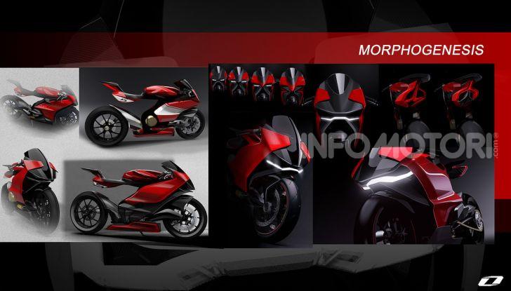 Ducati Zero: la moto elettrica arriva da Borgo Panigale - Foto 4 di 10