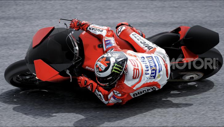 Ducati Zero: la moto elettrica arriva da Borgo Panigale - Foto 14 di 23
