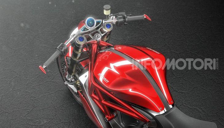 Ducati Zero: la moto elettrica arriva da Borgo Panigale - Foto 13 di 23