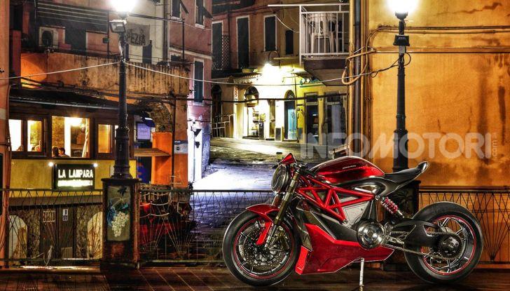 Ducati Zero: la moto elettrica arriva da Borgo Panigale - Foto 2 di 23
