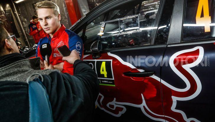 WRC Monte Carlo 2019 – presentazione: le dichiarazioni del team Citroën - Foto 3 di 4