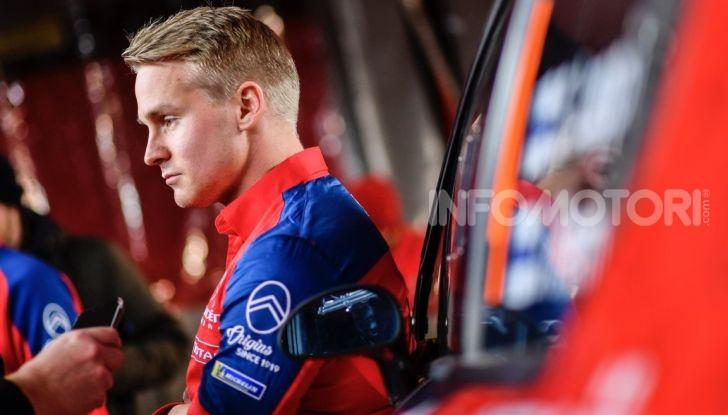 WRC Monte Carlo 2019 – Shakedown: buon piazzamento per le due Citroën C3 WRC - Foto 5 di 6
