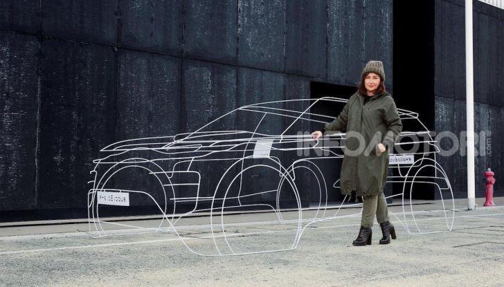 Nuova Range Rover Evoque 2019: Live for the City! - Foto 5 di 6