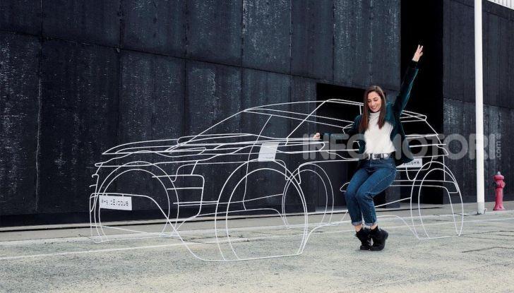 Nuova Range Rover Evoque 2019: Live for the City! - Foto 4 di 6