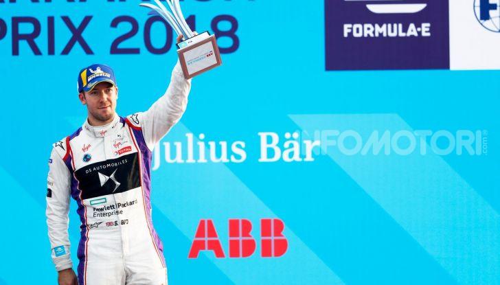 Marrakech 2018 – Sam Bird conquista il podio - Foto 2 di 2
