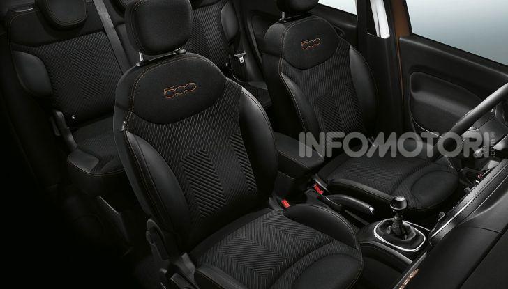 Fiat 500X e 500L S-Design, nuove serie speciali esclusive - Foto 5 di 10