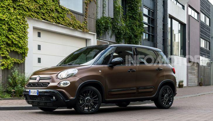 Fiat 500X e 500L S-Design, nuove serie speciali esclusive - Foto 3 di 10