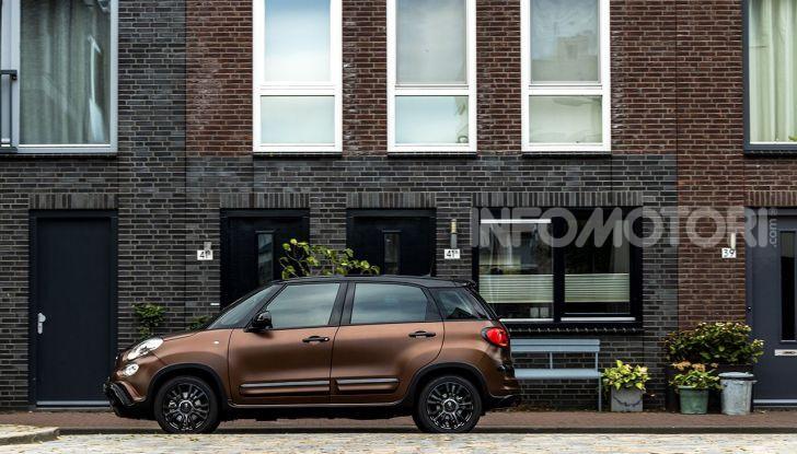 Fiat 500X e 500L S-Design, nuove serie speciali esclusive - Foto 2 di 10