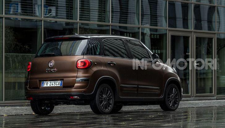 Fiat 500X e 500L S-Design, nuove serie speciali esclusive - Foto 4 di 10