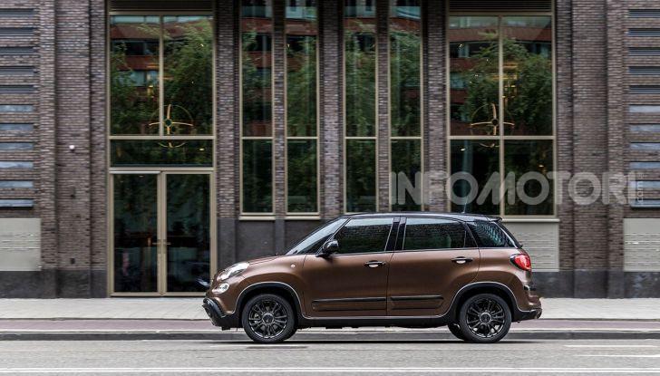 Fiat 500X e 500L S-Design, nuove serie speciali esclusive - Foto 6 di 10