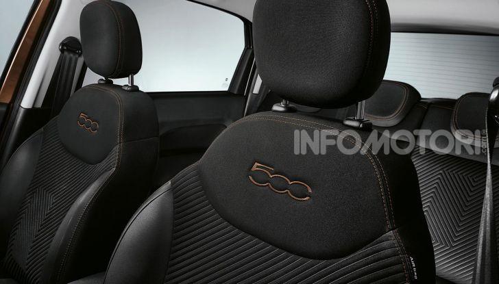 Fiat 500X e 500L S-Design, nuove serie speciali esclusive - Foto 10 di 10
